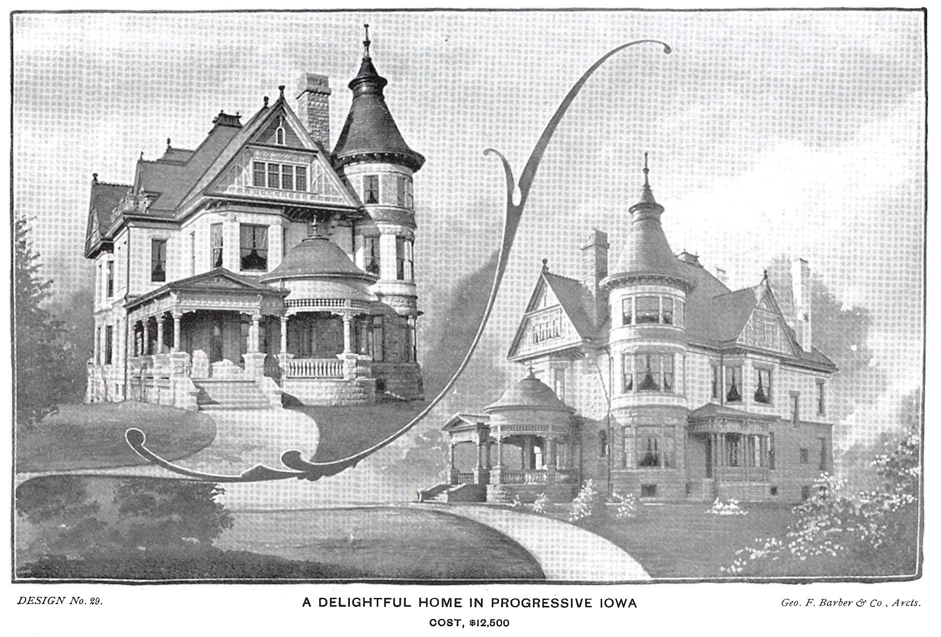 Barber House : George F. Barber homes