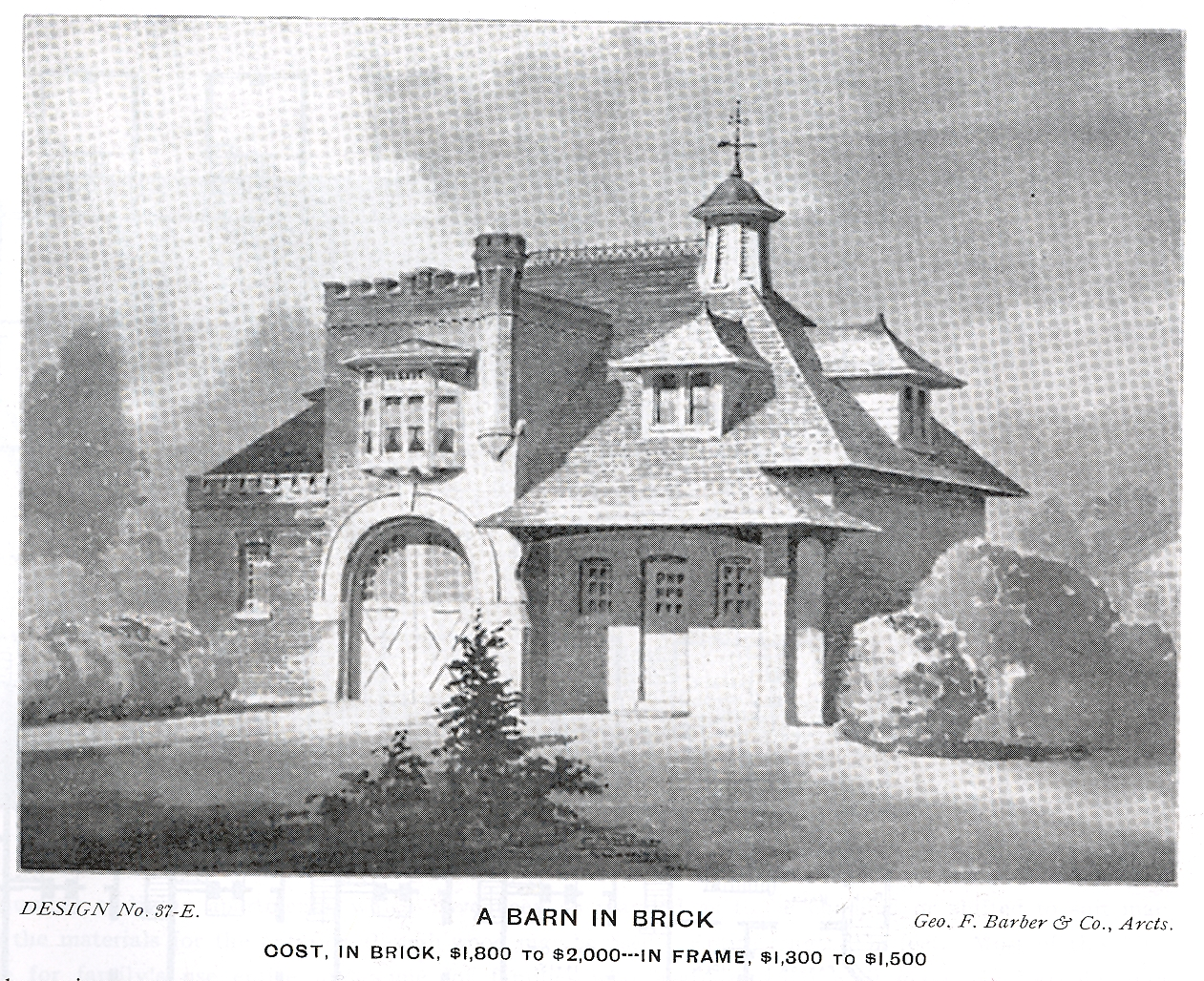 George F. Barber homes | on 19th century mansion house plans, 18 century victorian house plans, 1890 house plans, simple small house floor plans, queen anne victorian house plans, 1952 house plans,