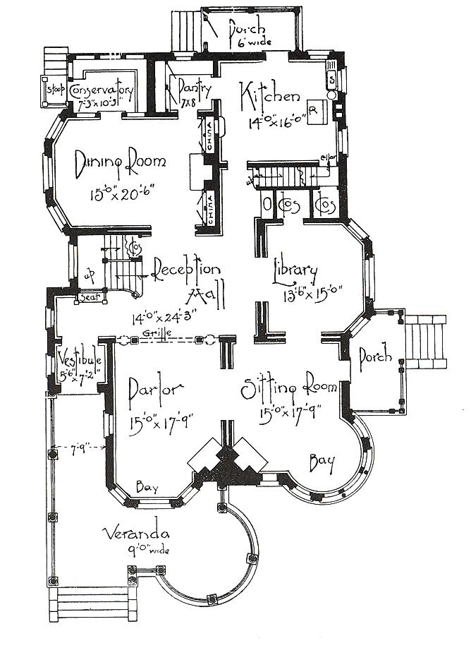 George F Barber Homes