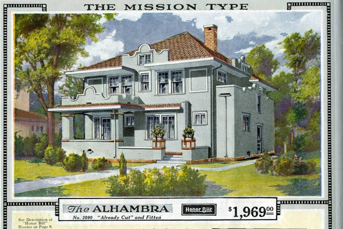 See A House You Love Except Where Otherwise Noted All Of The Pictures In Today S Post Are Courtesy Of The Sears Archive Website About Sears Houses