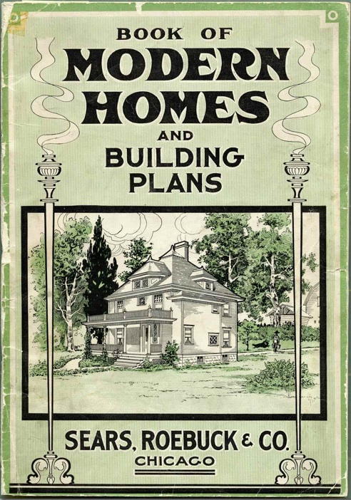 This Book Contained 22 House Plans, Which The Customer Could Choose From  And Order Directly From Sears. These Were Very Flexible Designs That Often  Can With ...